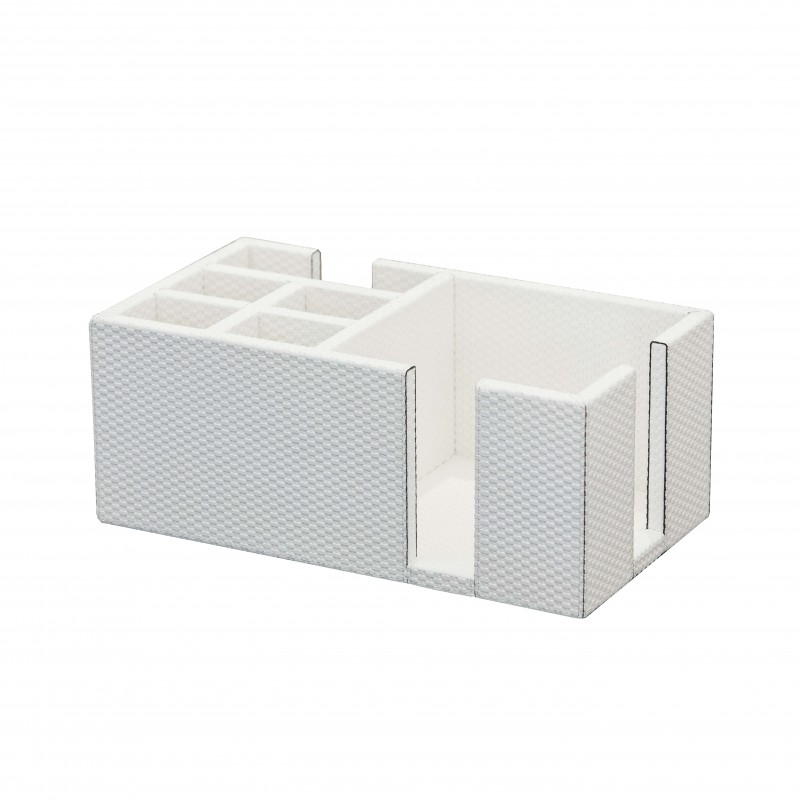Party Bar Caddy White