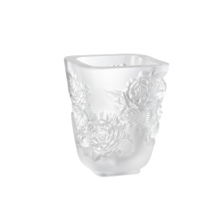 Pivoines Vase Clear Small Size