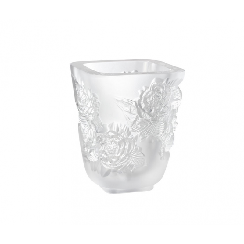 Pivoines Vase Clair Petit Modèle