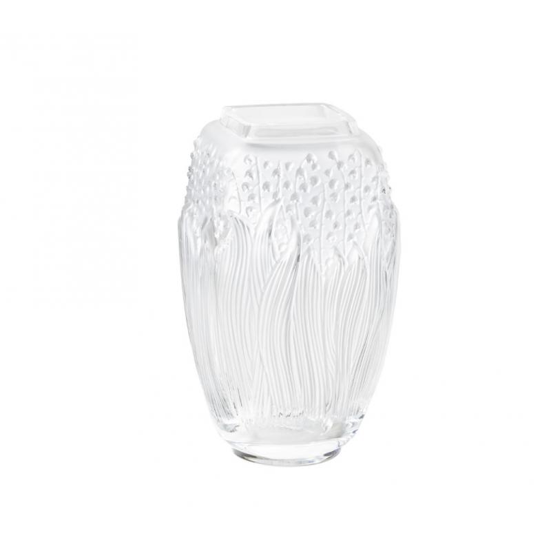 Muguet Vase Clear