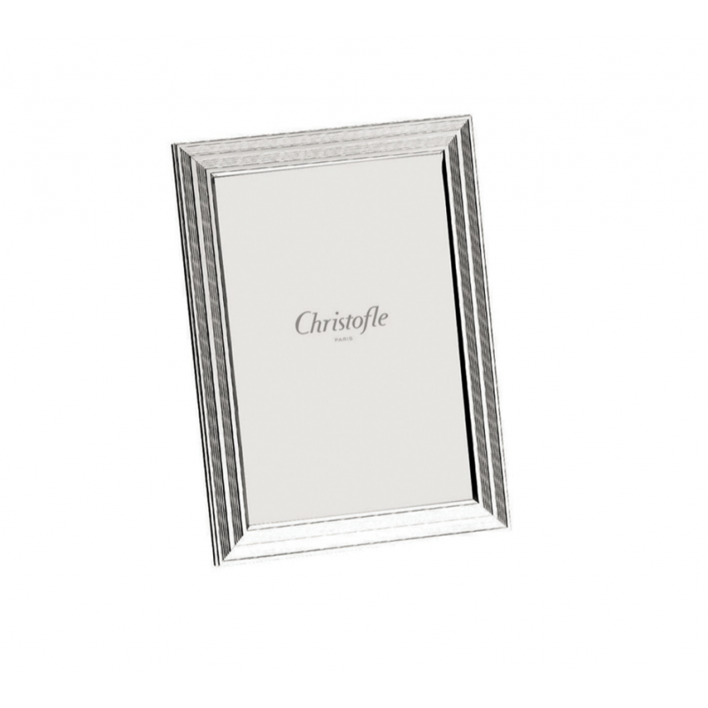 Filets Silver-Plated Picture Frame 13x18