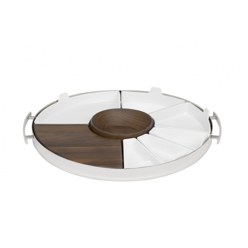Mood Party Stainless Steel Tray