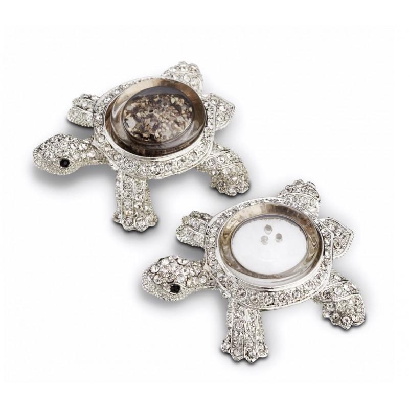 Turtle Spice Jewels Platinum