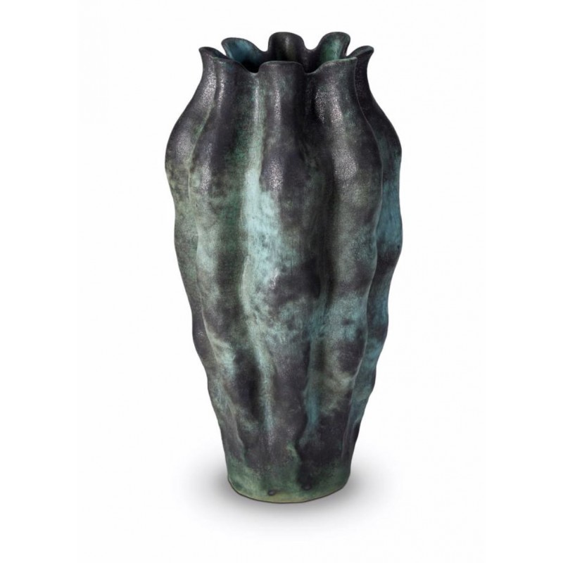 Cenote Vase Green Large