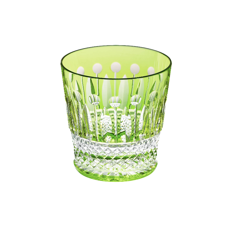 Tommy Medium Old Fashion Chartreuse Green