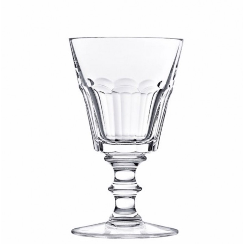 Caton Burgundy Glass Clear