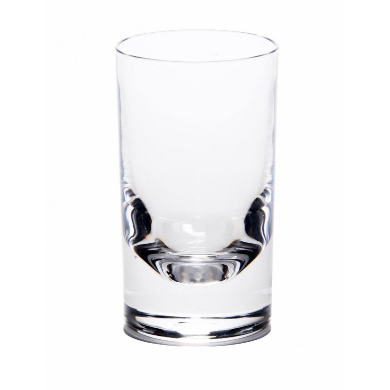 Whiskey Tumbler Clear