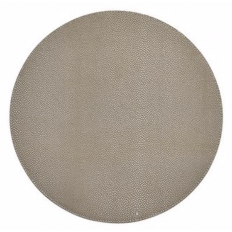 Shagreen Placemat Grey