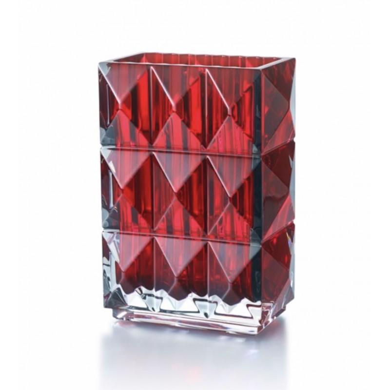 Louxor Vase Red