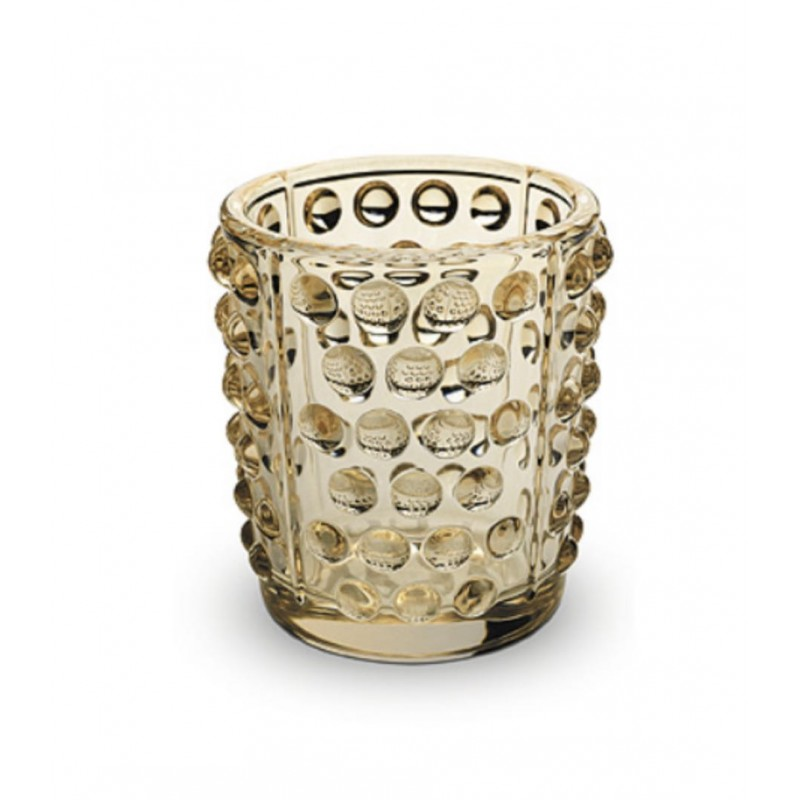 Mossi Votives Gold Luster