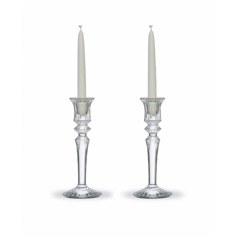 Mille Nuits Candlesticks - Set of 2