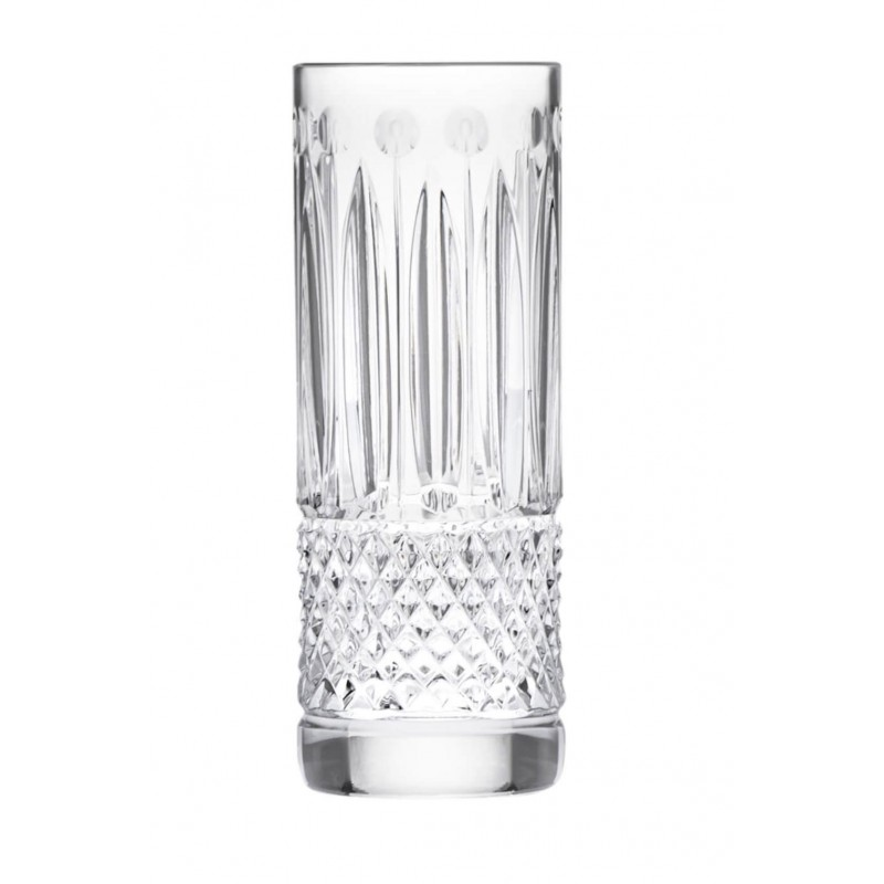 Tommy Vodka Glass Clear