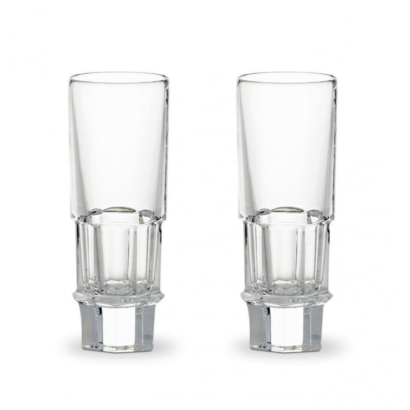 Harcourt Abysse Verre à Vodka - Coffret x2