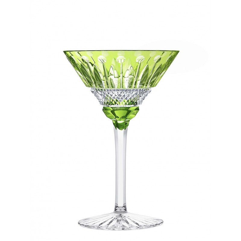 Tommy Cocktail Glass Chartreuse Green