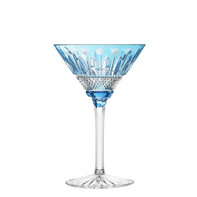 Tommy Verre à Cocktail Bleu Clair