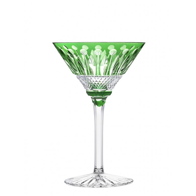 Tommy Cocktail Glass Green
