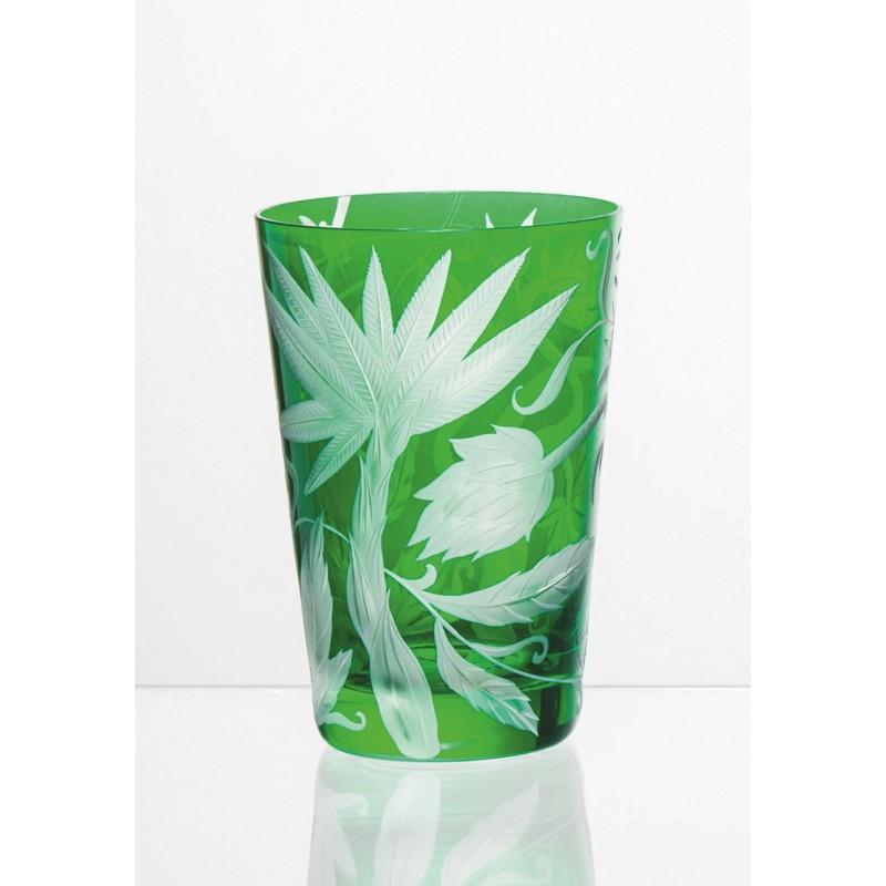 Tumbler Deco Jungle Emerald