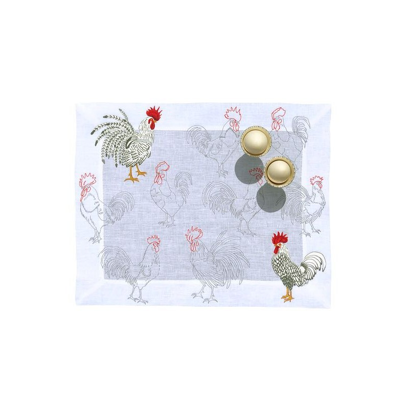 Placemat and Napkin Galina A