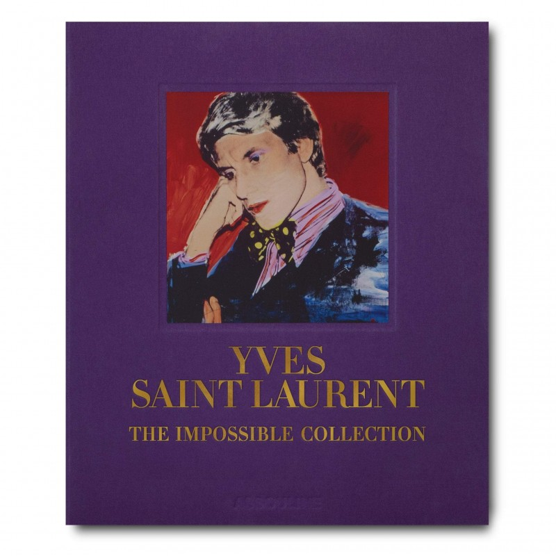 Yves St Laurent The Impossible Collection
