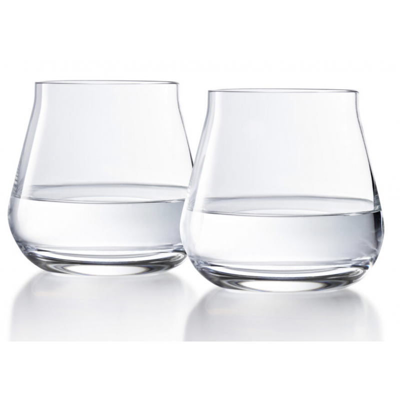 Château Baccarat Tumbler Glass Large - Set of 2