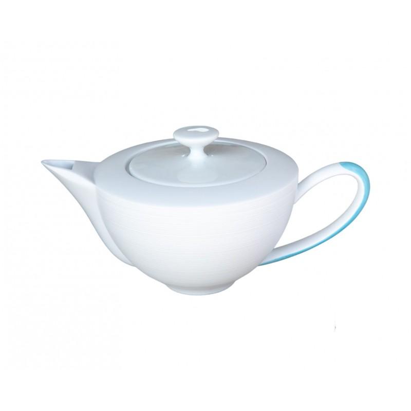 Hémisphère Turquoise Teapot Large