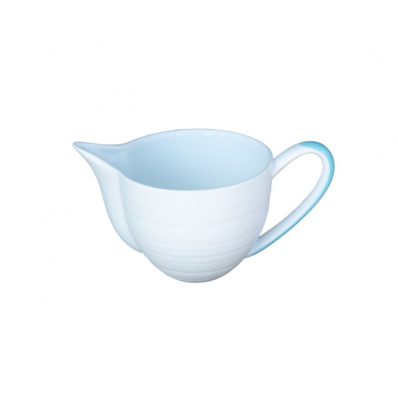 Hémisphère Turquoise Large Creamer with Handle