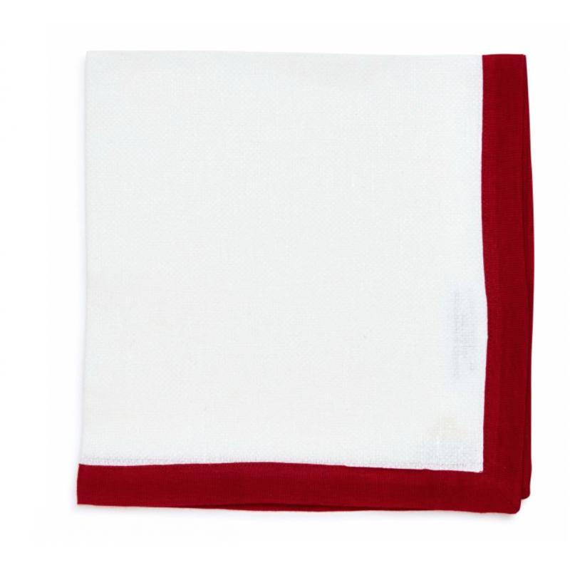Newport Napkin Red