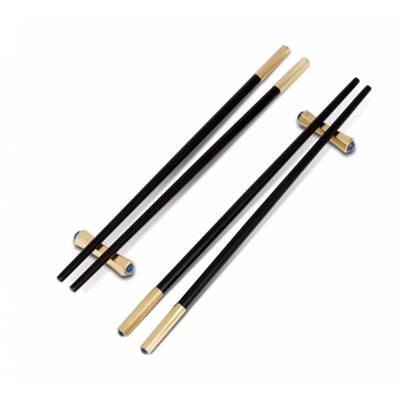 Zen Chopsticks + Rest - Set of 2