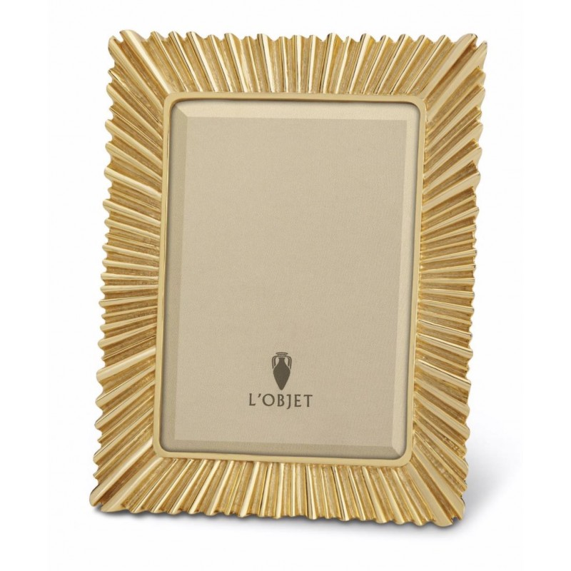 Ray Plated Frame Gold - 13 x 18