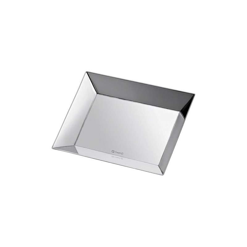 Uni Valet Tray Silver-Plated Small Size