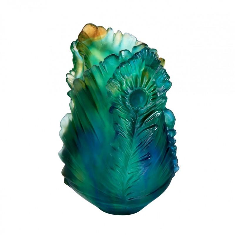 Fleur de Paon Vase Small Size