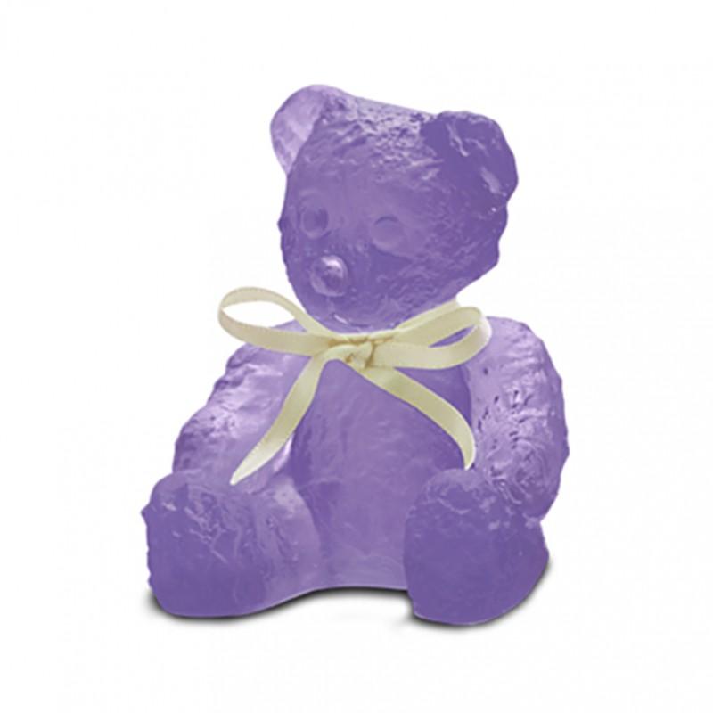 Mini Doudours by Serge Mansau Purple