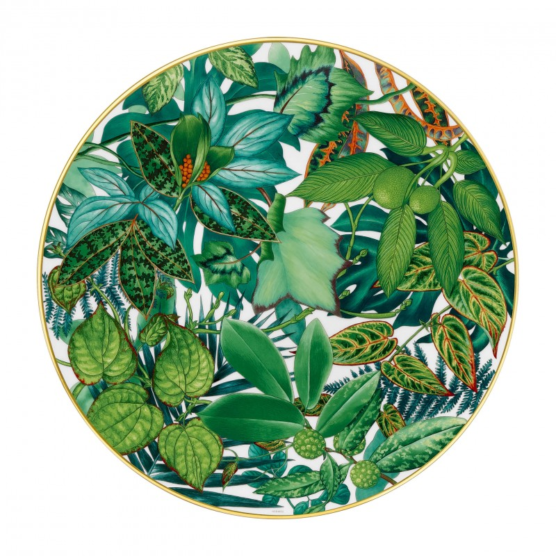 Passifolia Presentation Plate - Set of 2
