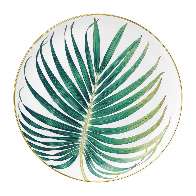 Passifolia Large Deep Round Platter