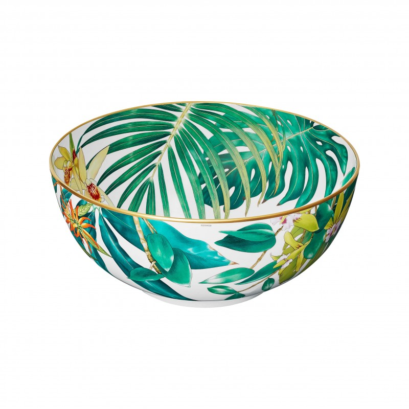 Passifolia Large Salad Bowl