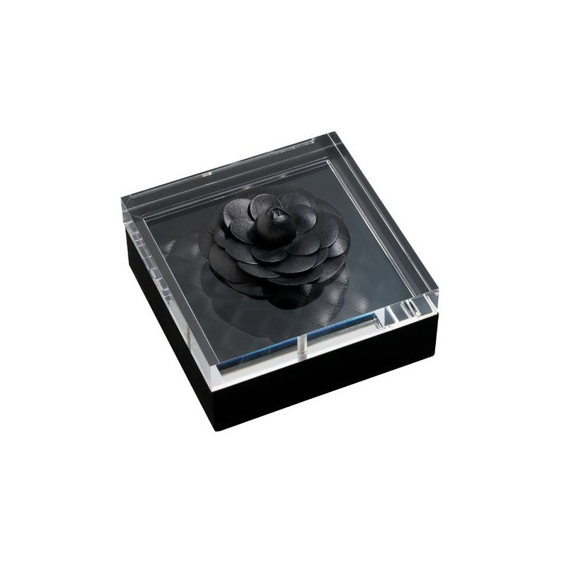 Camelia Box Black Small Size