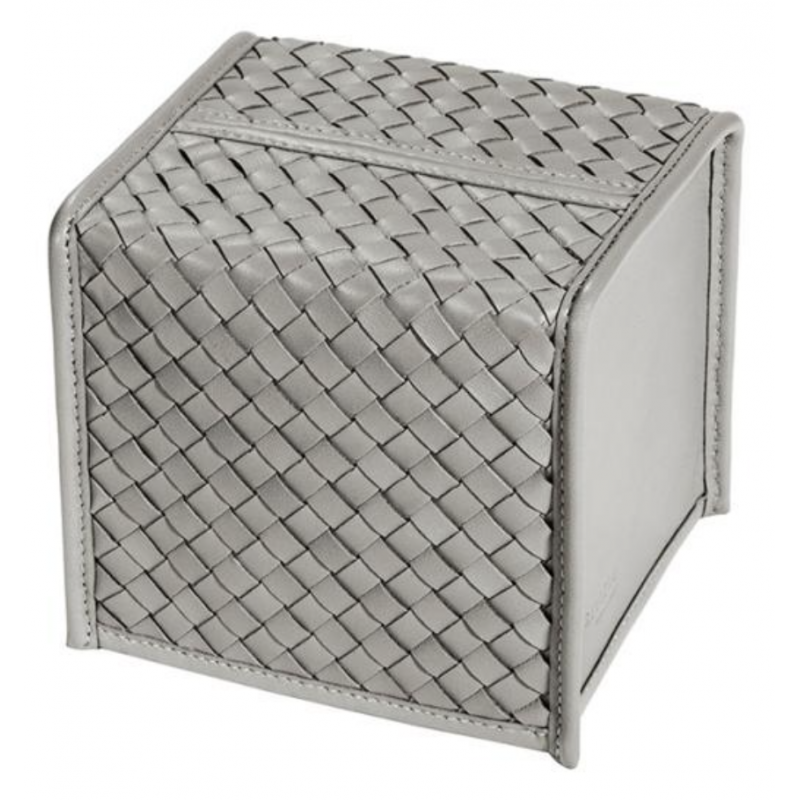 Tissue Box Square Grey