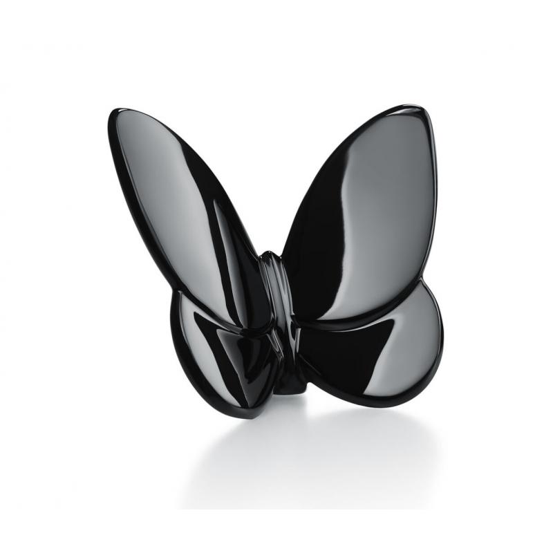 Porte Bonheur Butterfly Black