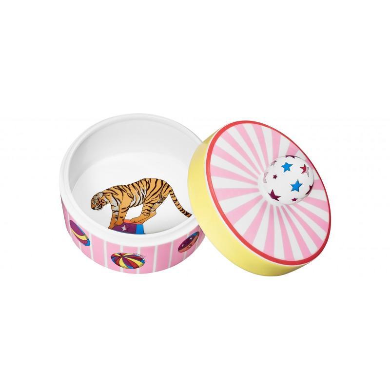 Circus Round Box Pink