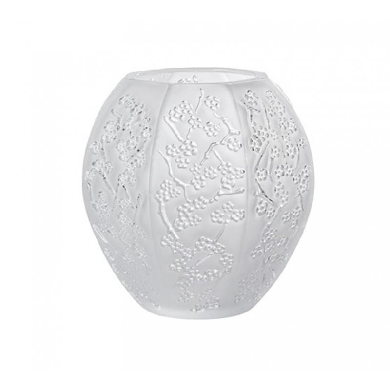 Sakura Vase Small Size Clear