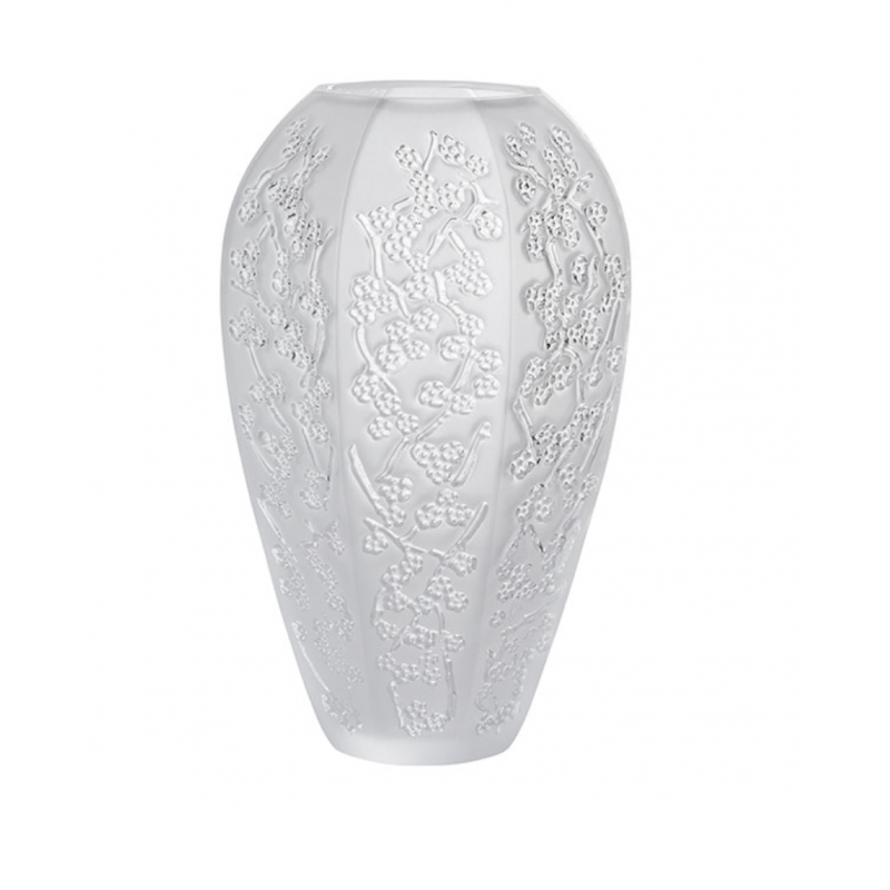 Sakura Vase Clair Grand Modèle