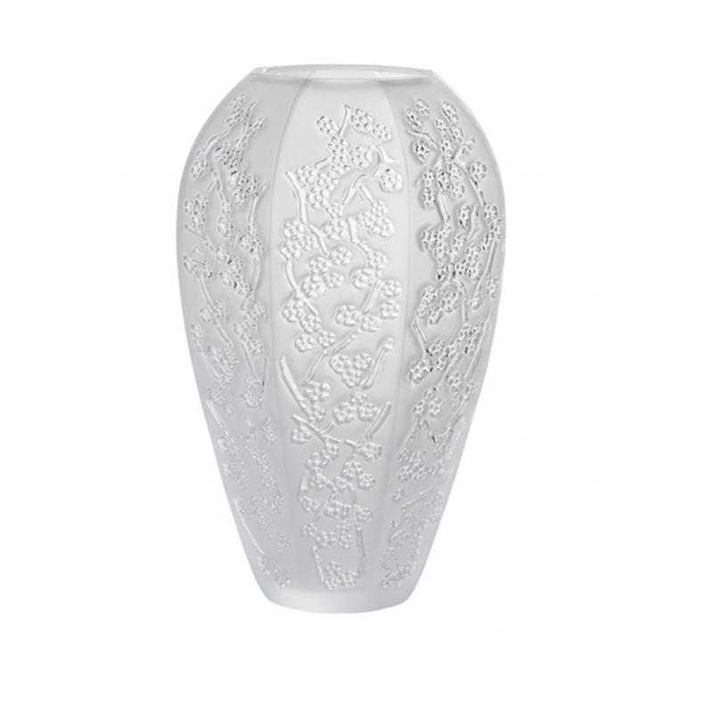 Sakura Vase Large Size Clear