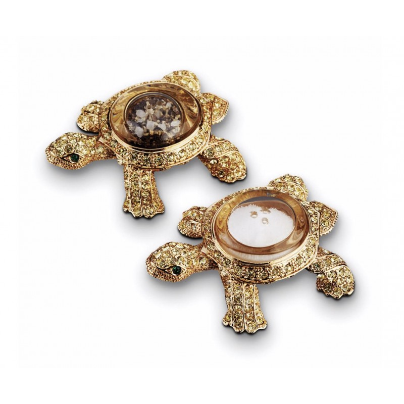 Turtle Spice Jewels Gold