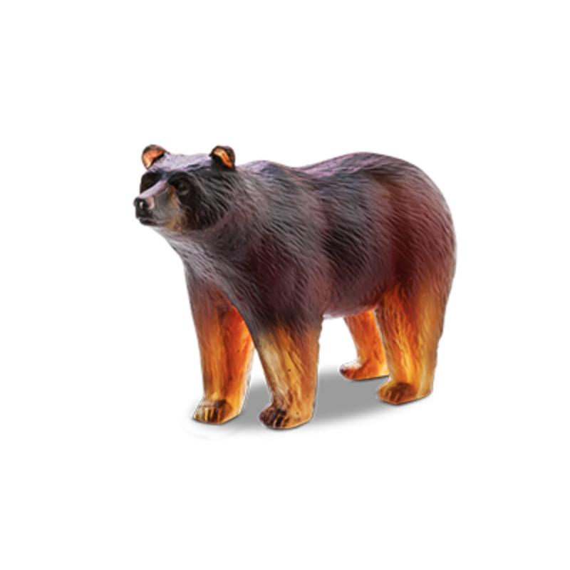 Bear Dark Amber
