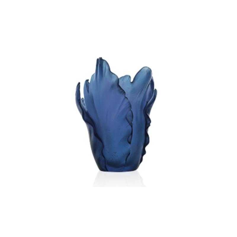 Tulip Vase Small Size Blue