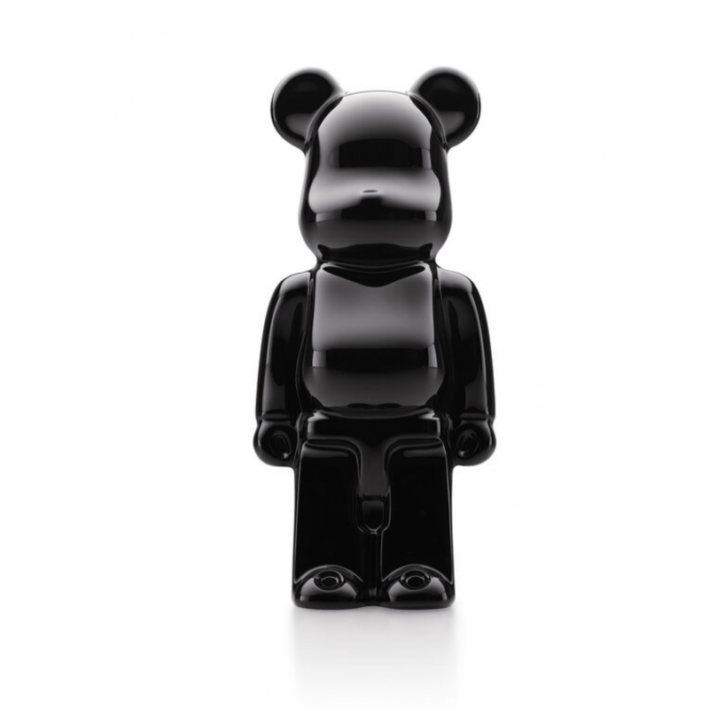 Be@rbrick Stand up Black