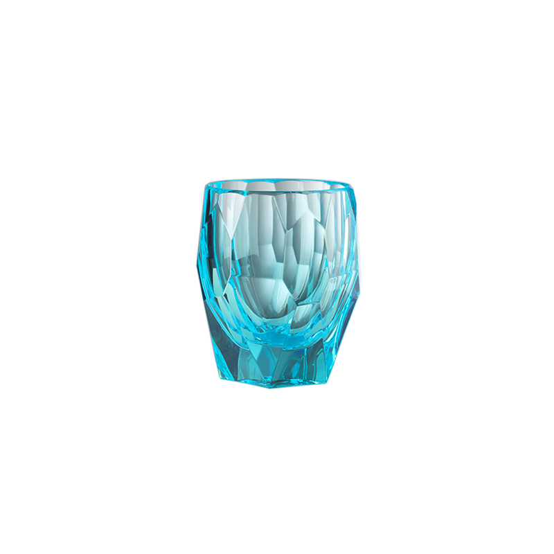 Milly Glass Turquoise Sabrina