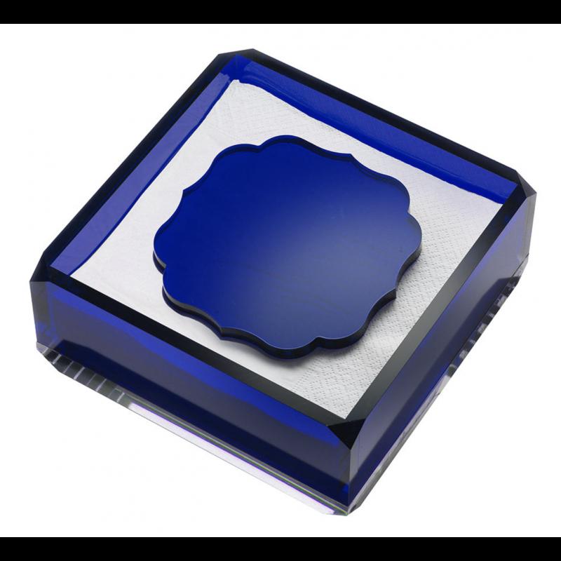 Portatovagliolo Napkin Blue