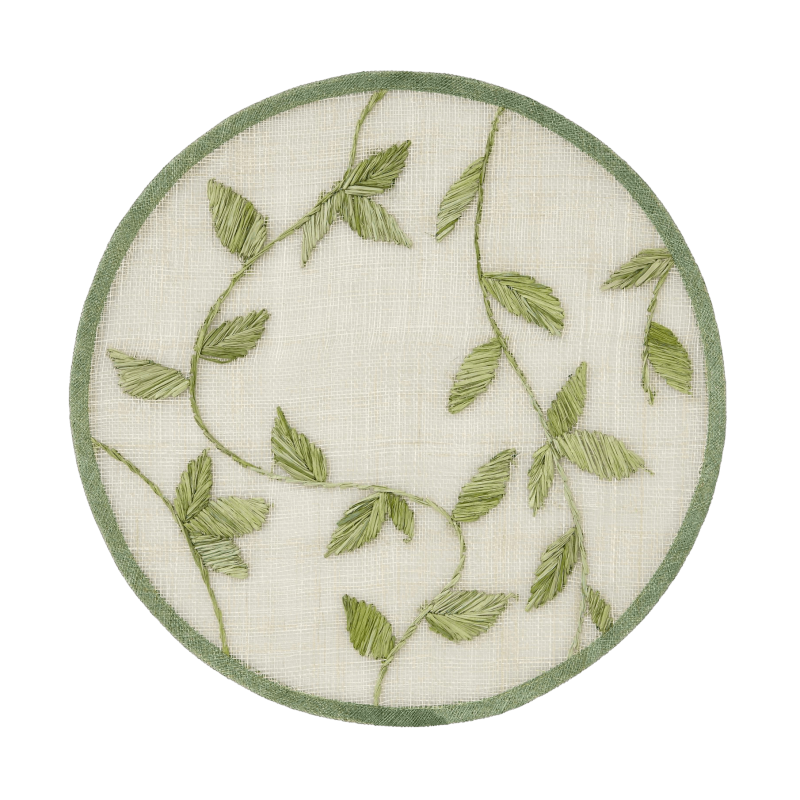 Straw Leaf Placemat