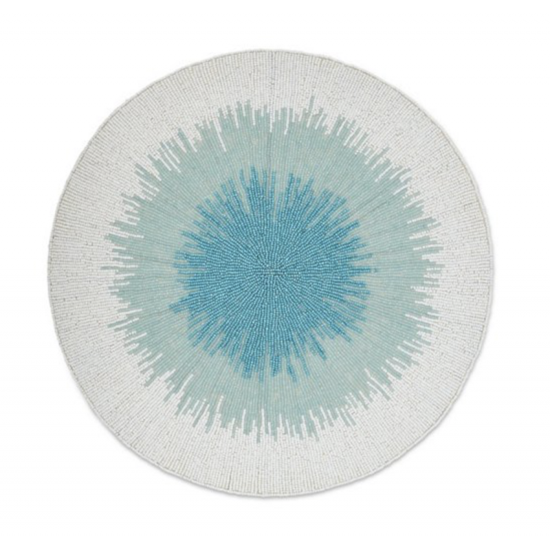 Ombre Placemat Turquoise